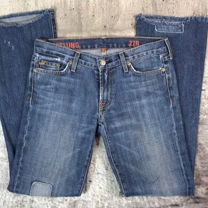 J Crew hips lung jeans